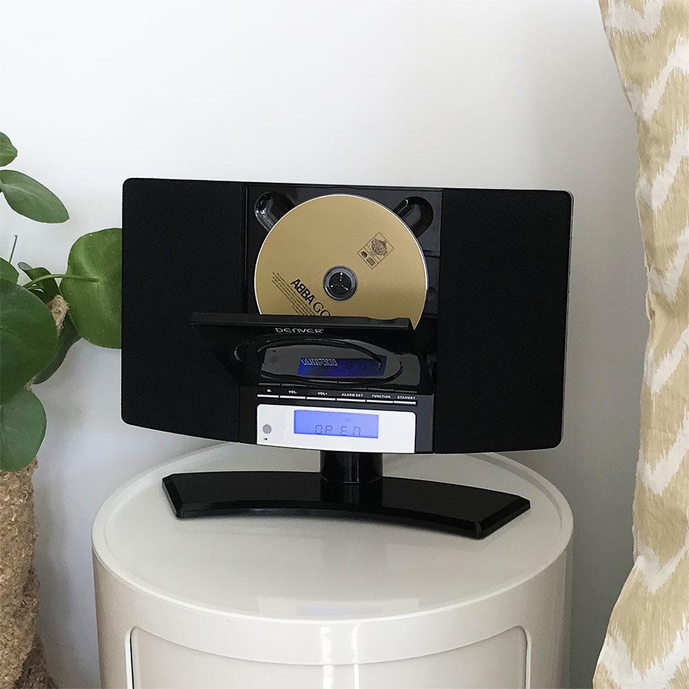 denver mc-5220 black cd player