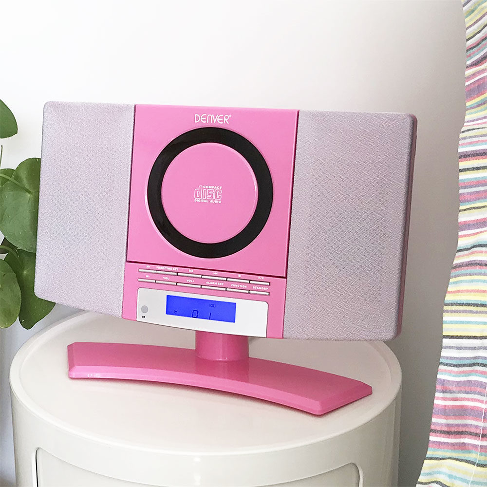 mc-5220 pink cd player