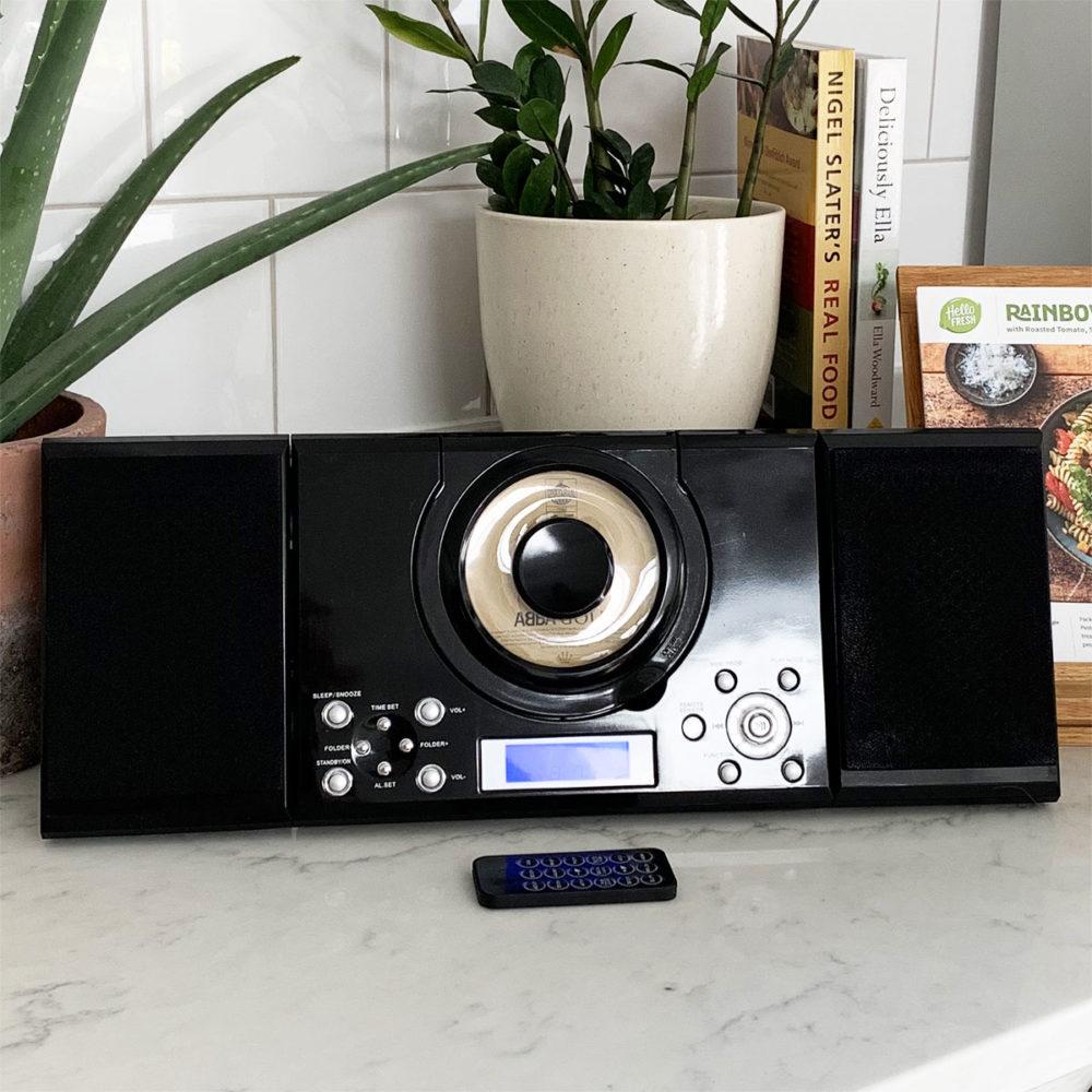 gtmc-101 black cd player