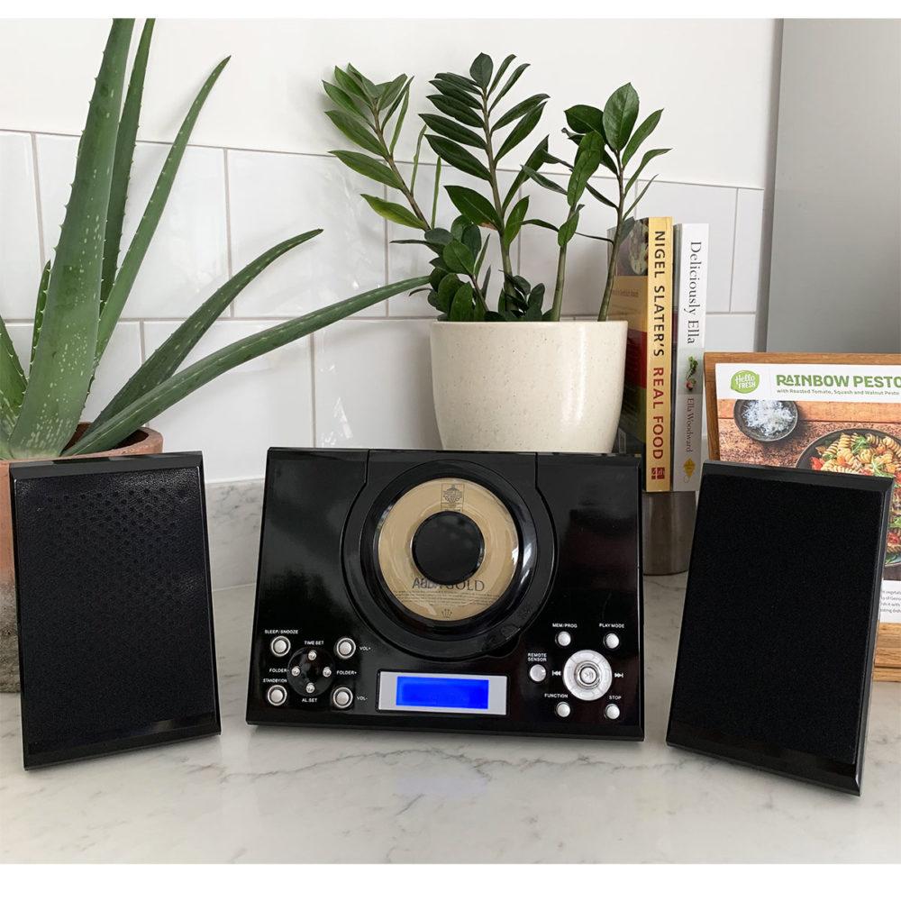gtmc-101 black detach speakers