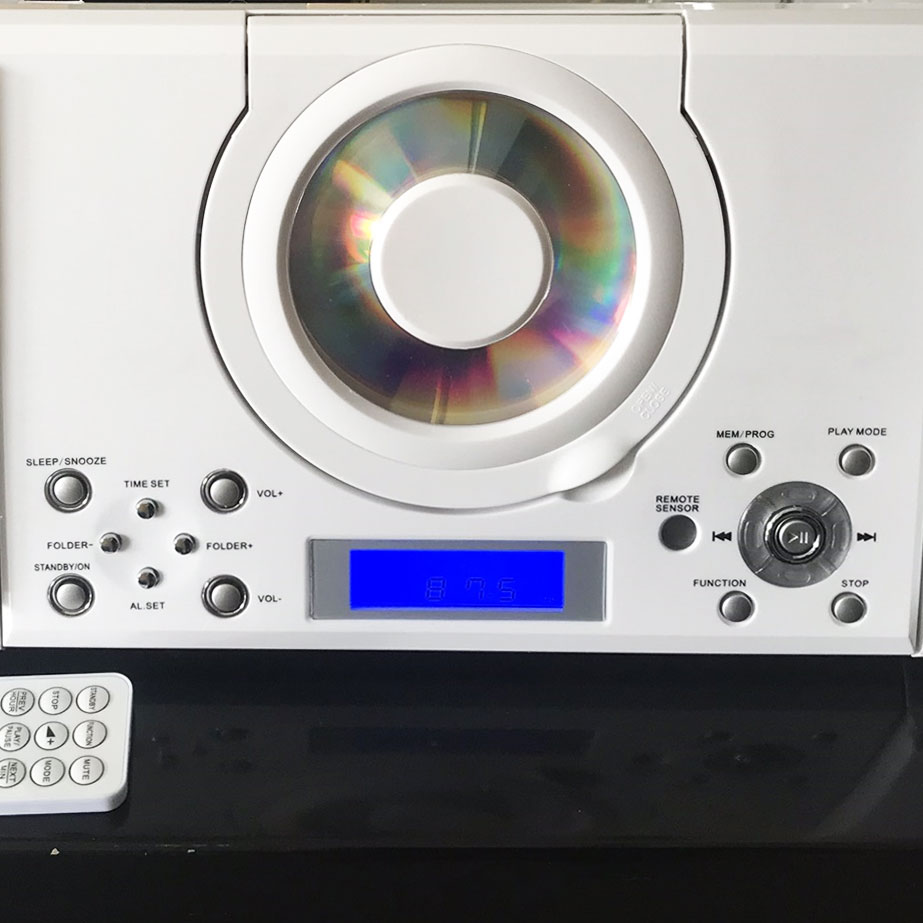 GTMC-101 WHITE CLOSE UP