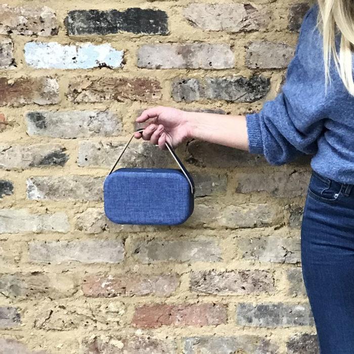 bts-63 blue speaker