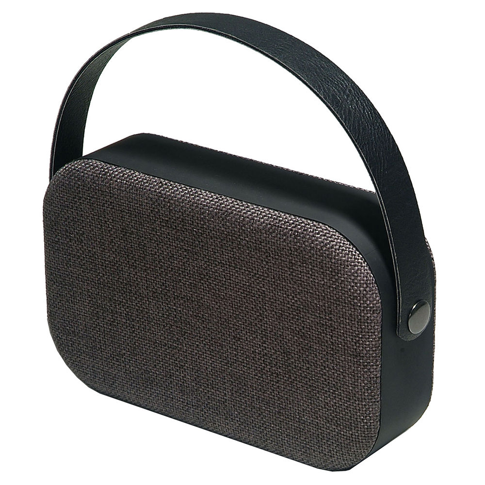 bts-63 black fabric speaker