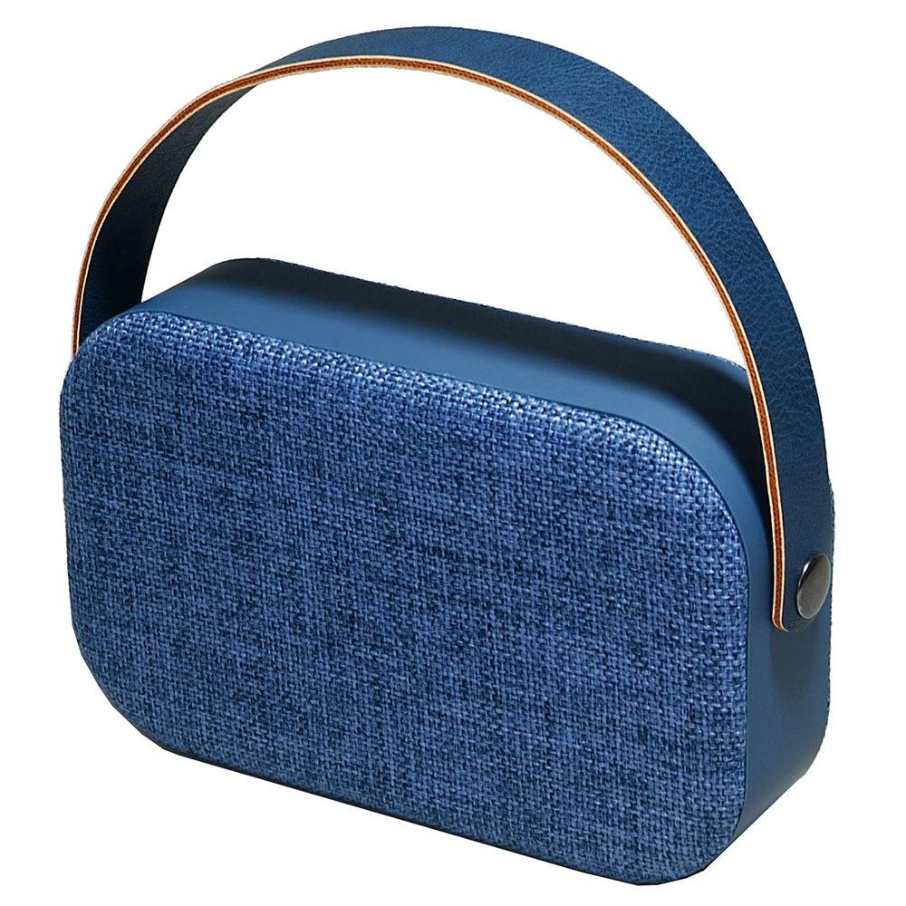 bts-63 denim blue bluetooth speaker