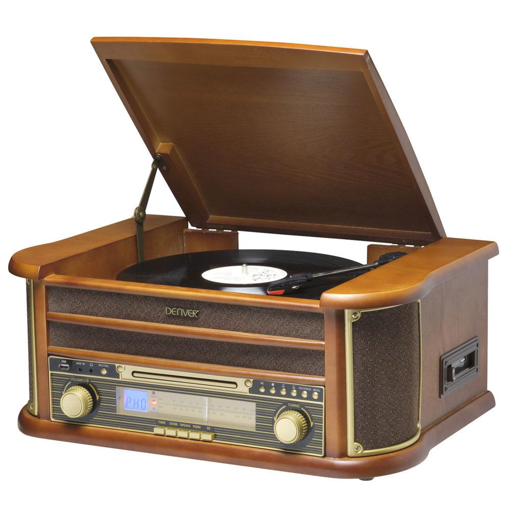 denver mcr-50 record player