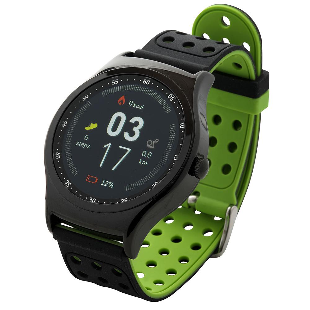 denver sw450 bluetooth smartwatch with heartrate sensor