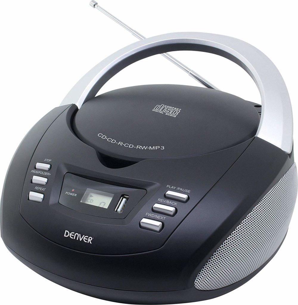 tcu-211 black cd player