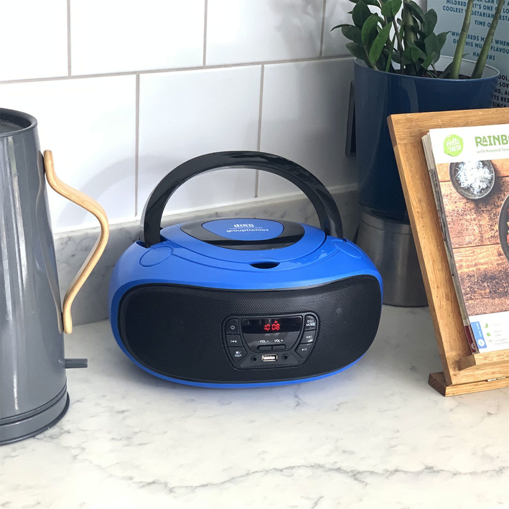 gtcd-501 blue cd player
