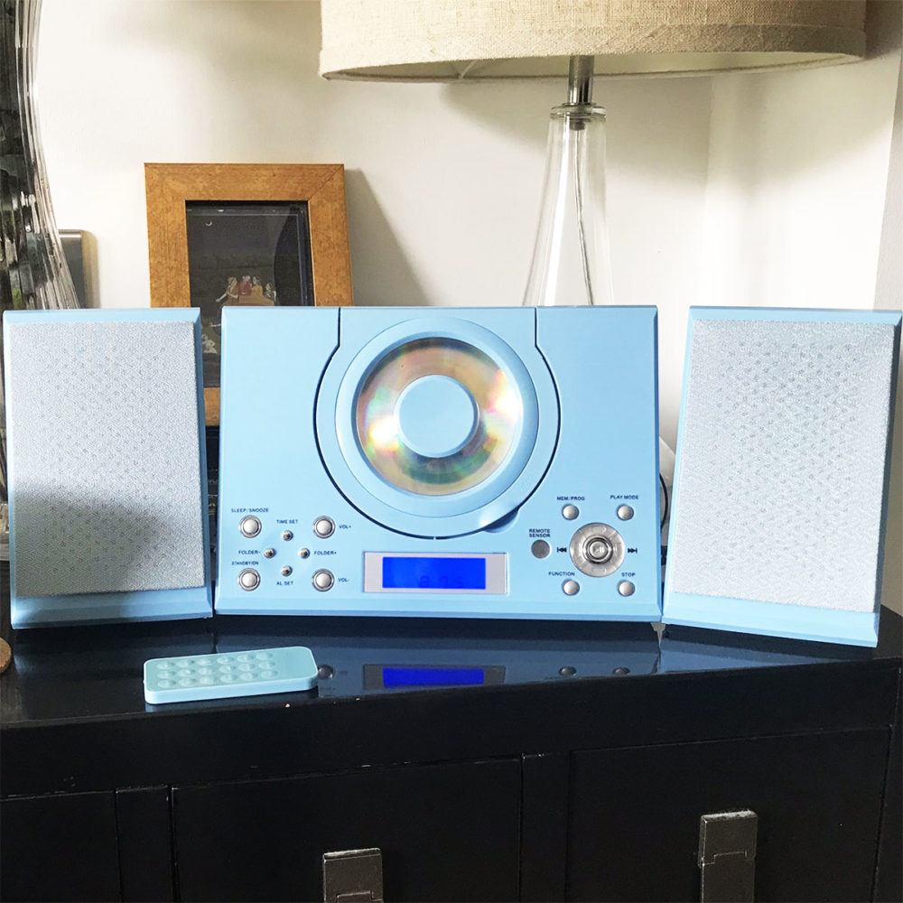 GTMC-101 BLUE CD PLAYER