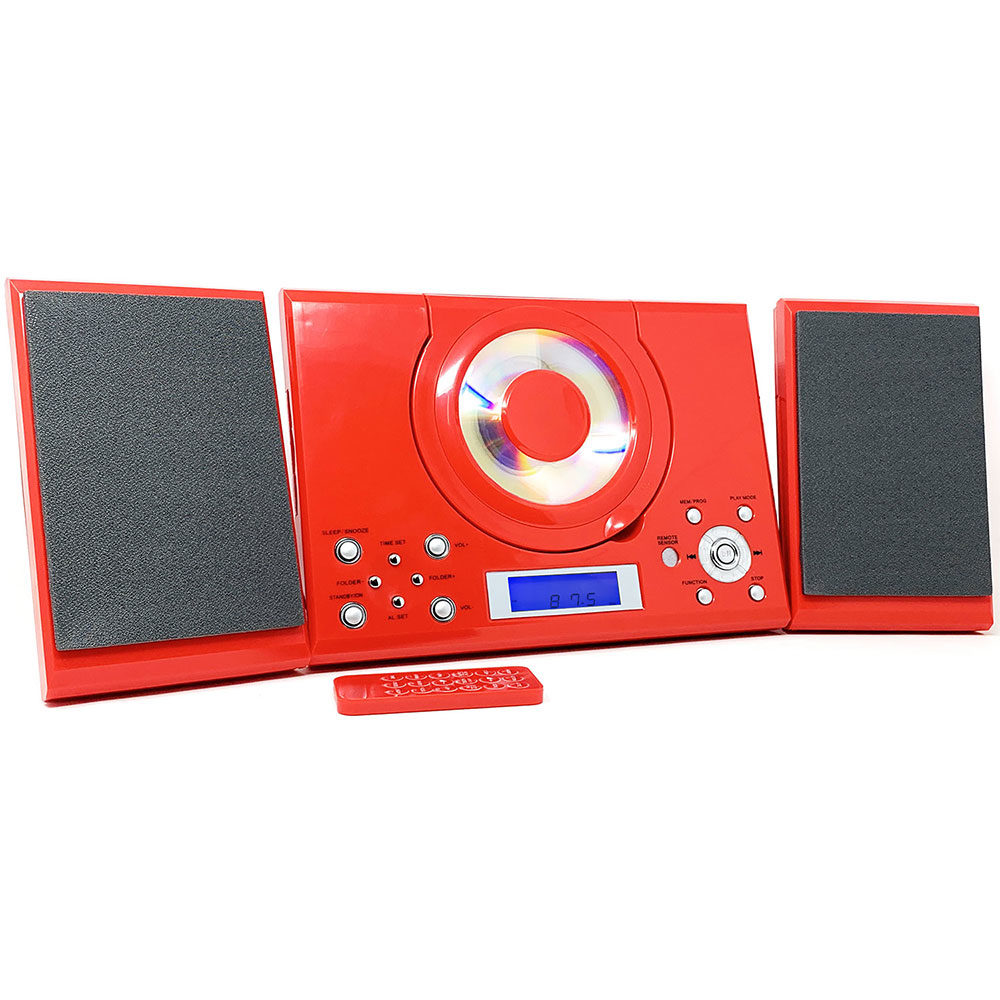 gtmc-101 red cd player