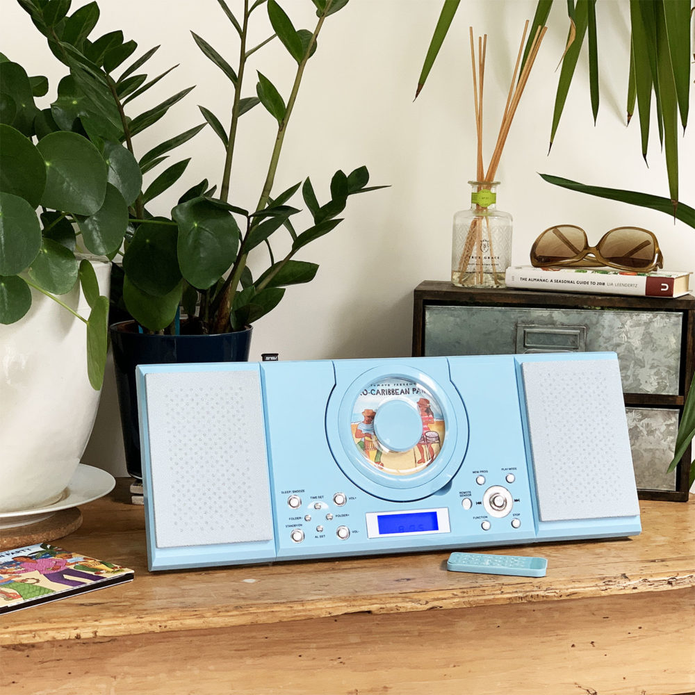 gtmc-101 blue cd player