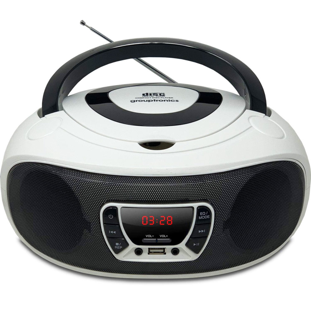 gtcd-501 white cd player