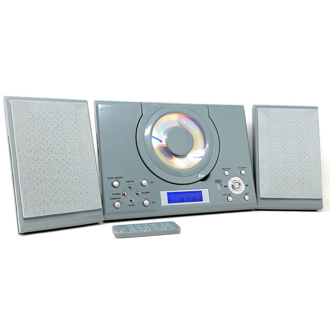 gtmc-101 grey cd player