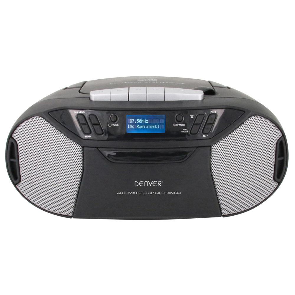 tdc-250 cd boombox