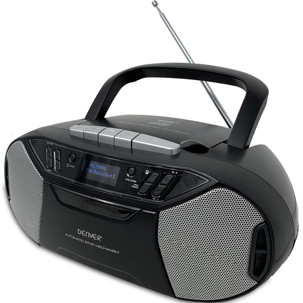 denver tdc-250 boombox