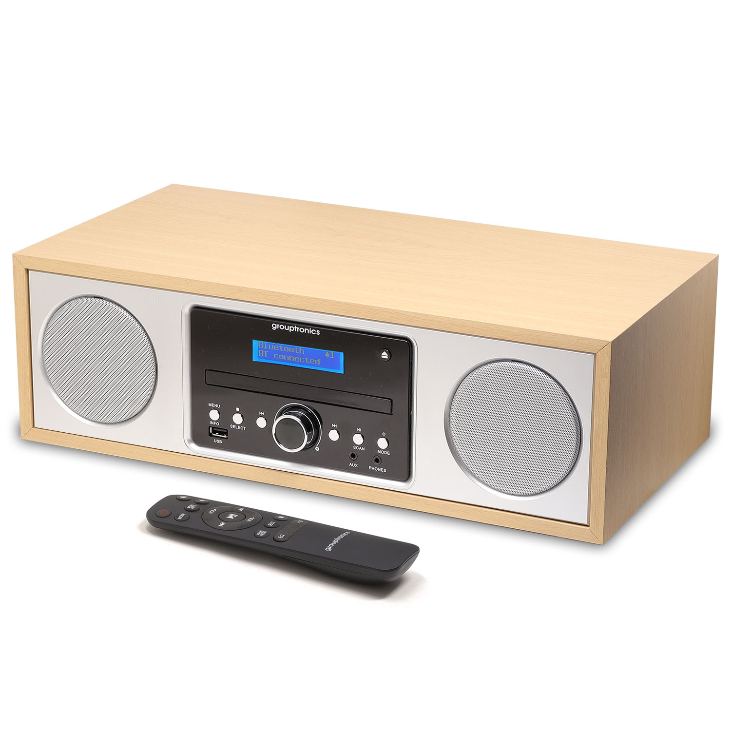 Grouptronics Gtmc A1 Dab Dab Compact All In One Stereo